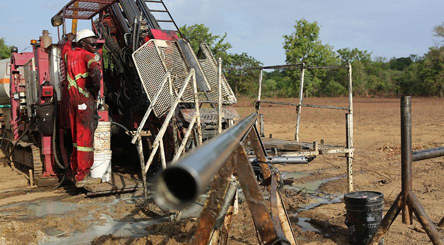 Diamond Drilling Karankasso Project
